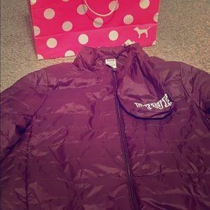 Victoria Secret Packable puffer jacket